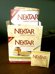 Nektar Natural Honey Crystals