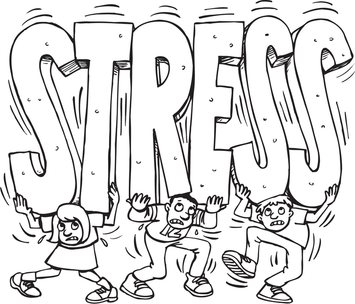 Stressed Out?   mbeewell