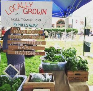 jersey shore farmers market