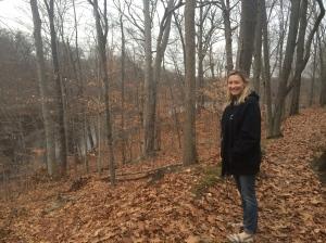 Enjoying Nature and Giving Back