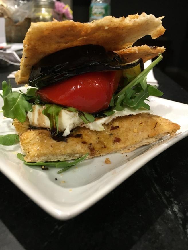 easy italian sandwich
