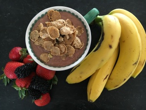 sunwarrior smoothie recipe
